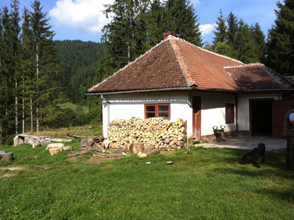 Doftana Valley Hut