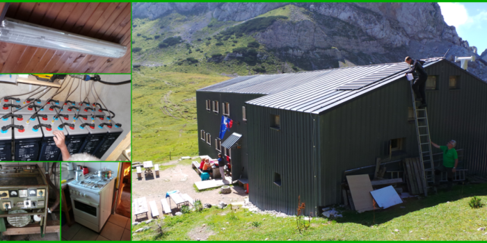Kocbekov Hut: An Inventory Of Energy Production And Consumption In Slovenian Hut