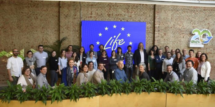 SustainHuts Takes Part In A LIFE Projects Symposium In Madrid